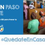 ONG SED LANZA UNA CAMPAÑA PARA AYUDAR A AFECTADOS POR EL COVID-19