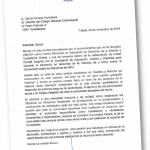 Mensaje de D. Emiliano García Page